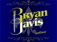 Bryan Davis - author - the official logo