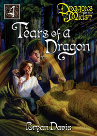 Tears of a Dragon by Bryan Davis